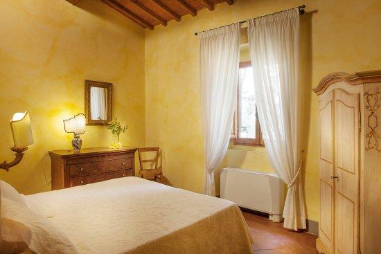 Scandicci, Italy: appartamento Moraiolo - camera