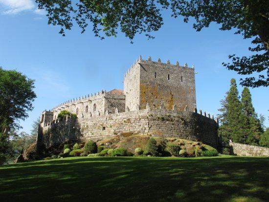 Soutomaior, Ισπανία: Castillo