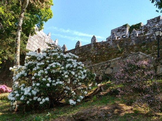 Soutomaior, Spain: Jardines