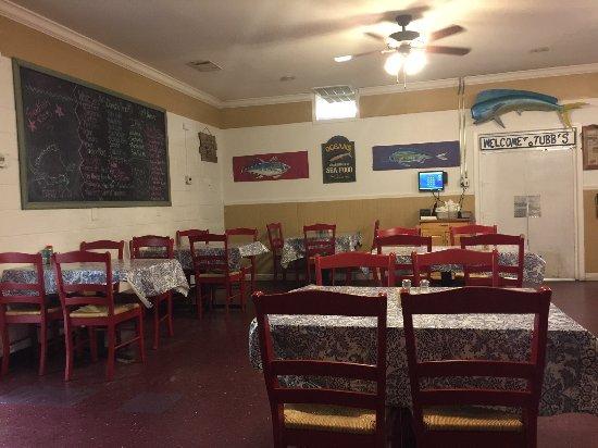 Florence, Carolina del Sur: Seating Indoors
