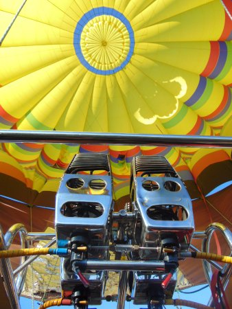 Ready for Flight at Balloons Above the Valley