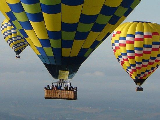 Balloons Above the Valley: Napa Valley Balloon Flights!