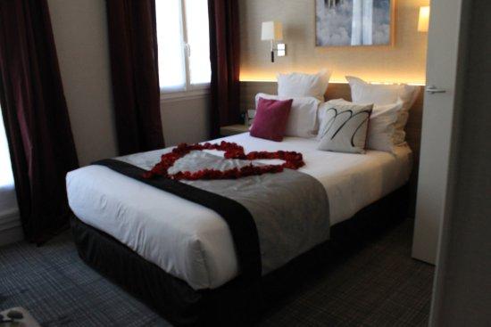 Hotel Magda Champs Elysées Bild