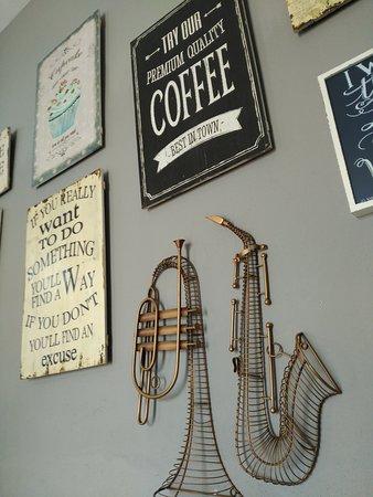 Zalamea la Real, España: Café Vintage Il Capriccio
