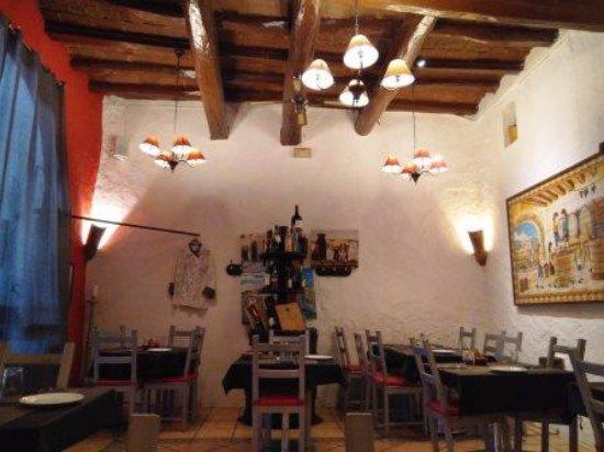 Corbera de Llobregat, Испания: Interior restaurante
