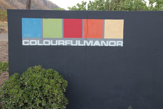 Colourful Manor-bild