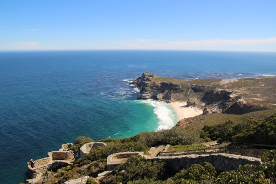 Gordon's Bay, Sydafrika: Cape of Good Hope, view from Cape Point
