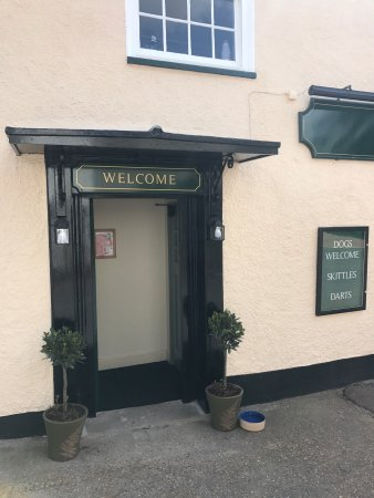 Woodbury Salterton, UK: The White Hart