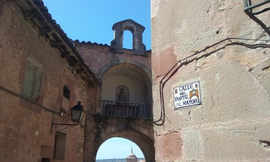 Siguenza, Spain: Arco