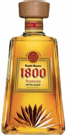 Bayou Smokehouse & Grill : Cuervo 1800 Reposado (Gold)