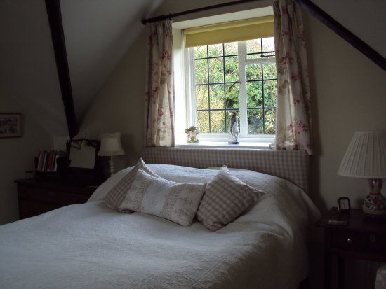 Northleach, UK: Gables Room