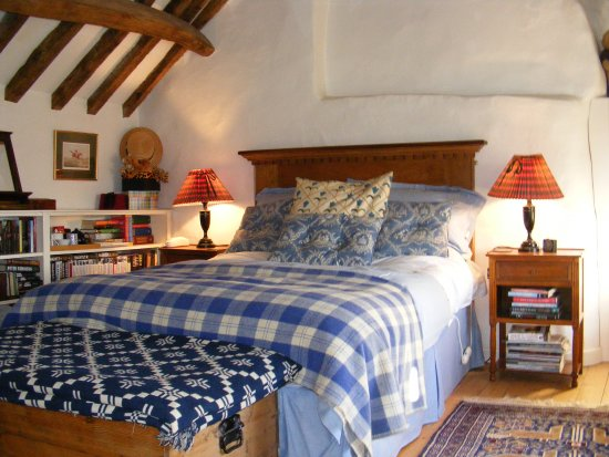 Yew Tree Cottage Bed and Breakfast: Beams Room