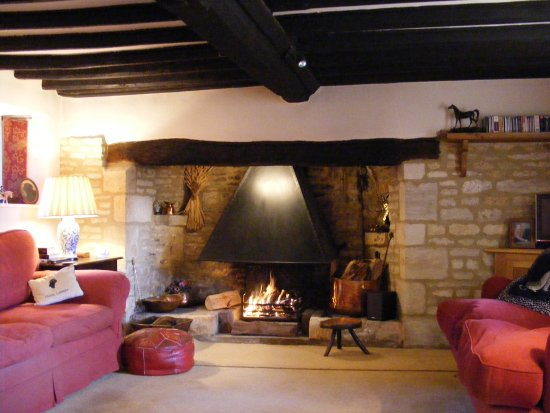Northleach, UK: Sitting Room