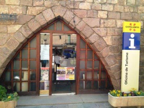 Cardona, Spanyol: Entrada
