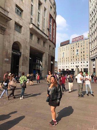 Corso Vittorio Emanuele II: paseo por corso vitorio emanuele II