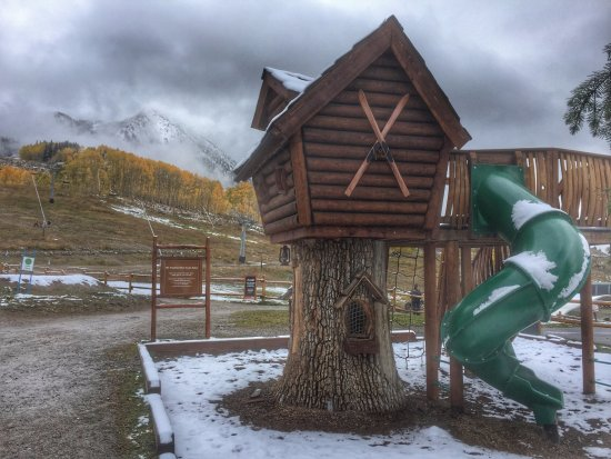 The Trailhead Children's Museum: The Trailhead TreeHouse in Mt. Crested Butte, Colorado