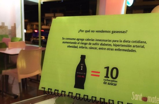 Anserma, Colombia: Why don`t we sell sodas?