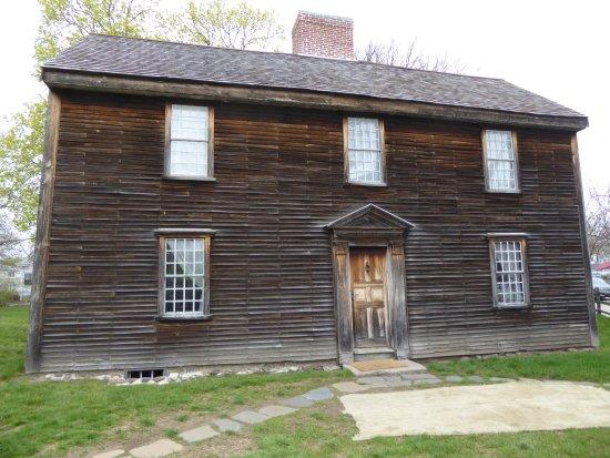Quincy, MA: John Adams Birthplace