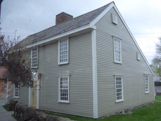 Quincy, MA: Early Residence of John Adams