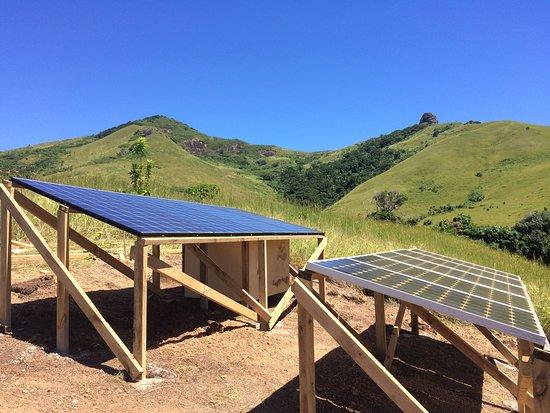 Matacawalevu Island, Fiji: Solar powered - eco resort