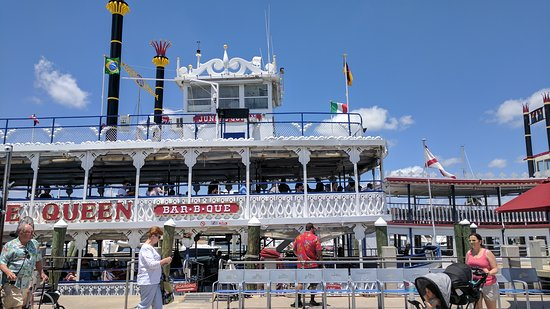 Img 20170424 125625 Large Jpg Picture Of Jungle Queen Riverboat Fort Lauderdale Tripadvisor