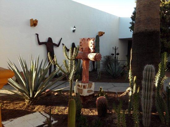 Catavina, Meksika: Kunst auf dem Gelände