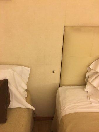 Regente Palace Hotel: Habitación triple .