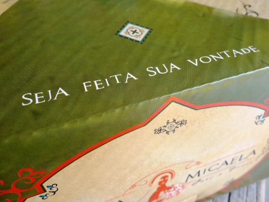 State of Sao Paulo: Seja feita sua Vontade, bem vindo!