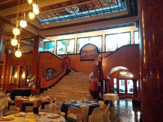 Douglas, AZ: die luxuriöse Treppe