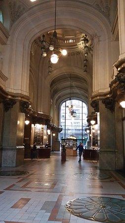 Palacio Barolo (Palazzo Barolo): Foyer/Hall