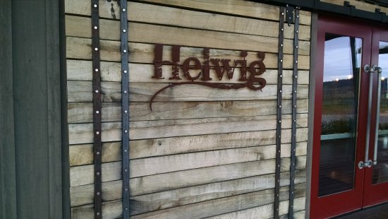 Plymouth, CA: Helwig, one of 46 local wineries!!