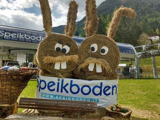 Campo Tures (Sand in Taufers), Italien: Speikboden Ostern