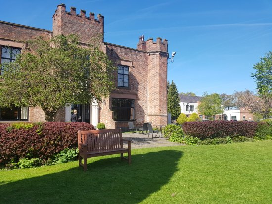 THB Crabwall Manor Hotel & Spa in Chester