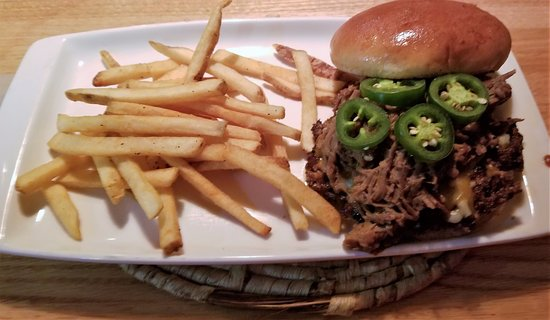 Texas Brisket Burger