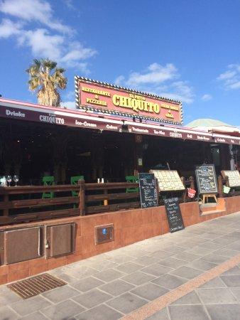 Restaurant picture of patio chiquito puerto del carmen for Patios chiquitos