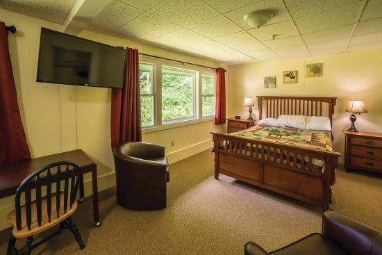 Poland Springs, ME: Lodge Premium Room