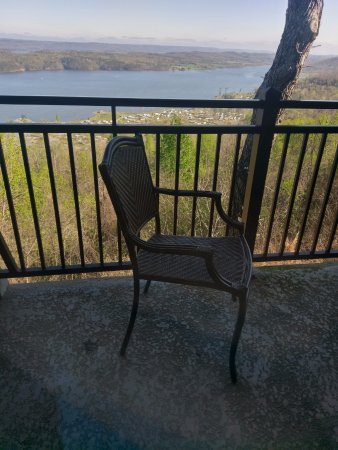 Lake Guntersville State Park Lodge: View from Room