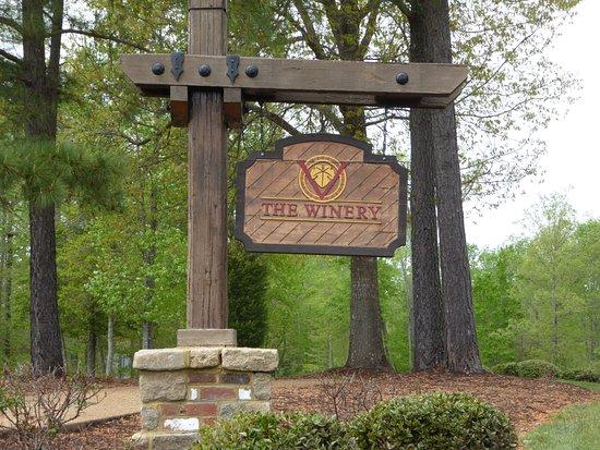 New Kent, VA: Sign