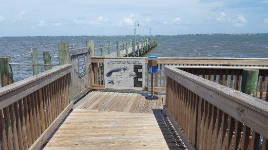 Jensen Beach, FL: Boardwalk