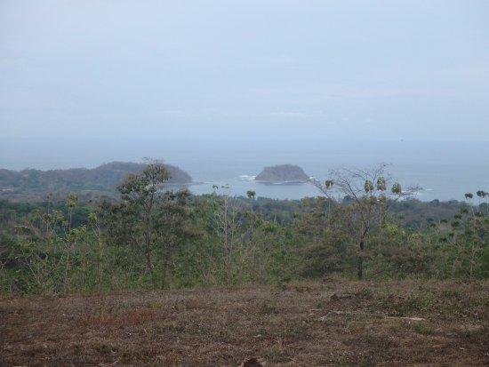 Playa Samara, Costa Rica: View of Samara
