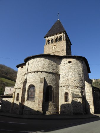 Beaujeu, France: Another View of Saint-Nicolas