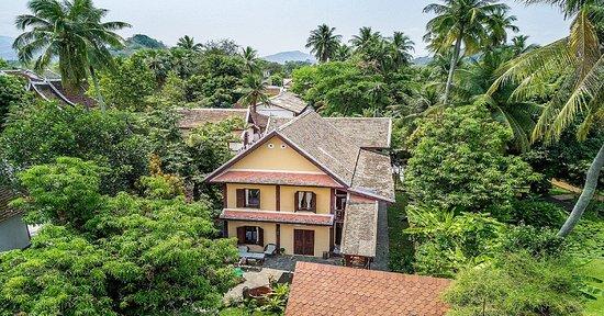 Khoum Xieng Thong Boutique Villa