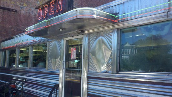 Auburn, NY: Hunters Diner