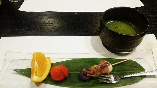 Higashiomi, Japón: 夕食の懐石