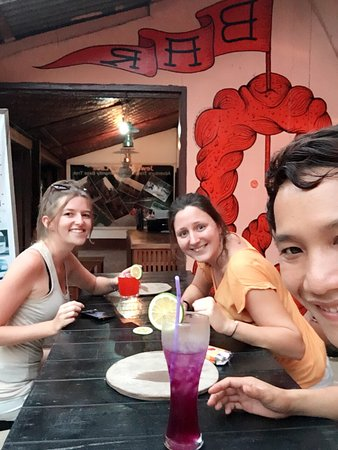 Nong Khiaw, Laos: Q Bar