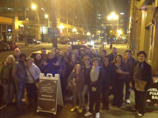 Haunted Seattle Ghost Tour
