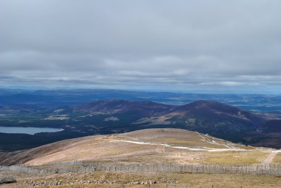 Aviemore, UK: The view (better in person)