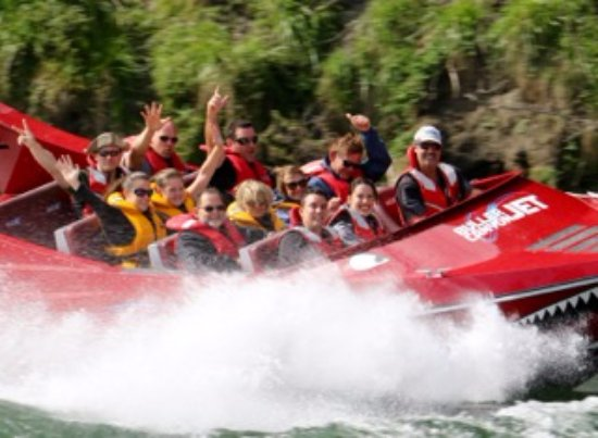 Murchison, New Zealand: Racing on the Buller River, South Island New Zealand