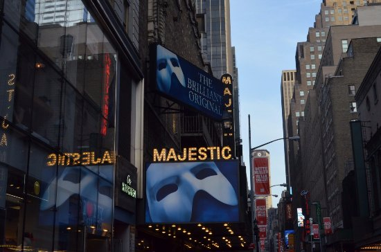 The Phantom of the Opera: The Majestic Theater