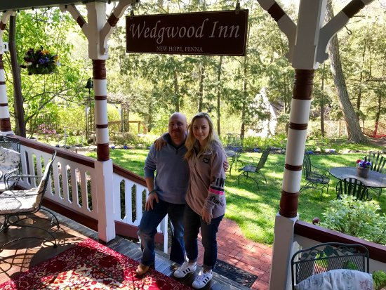 New Hope's 1870 Wedgwood Bed and Breakfast Inn: Spring is glorious at Wedgwood Inn in New Hope, Pa